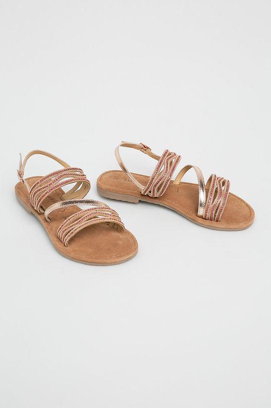Tamaris - Sandále ružová