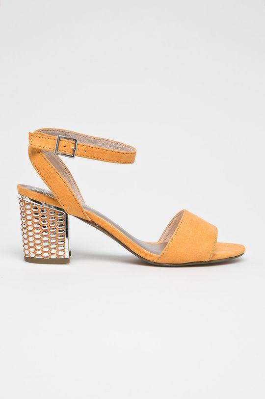 portocaliu Marco Tozzi - Sandale De femei