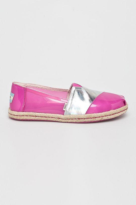 rózsaszín Toms - Espadrilles Classic Női