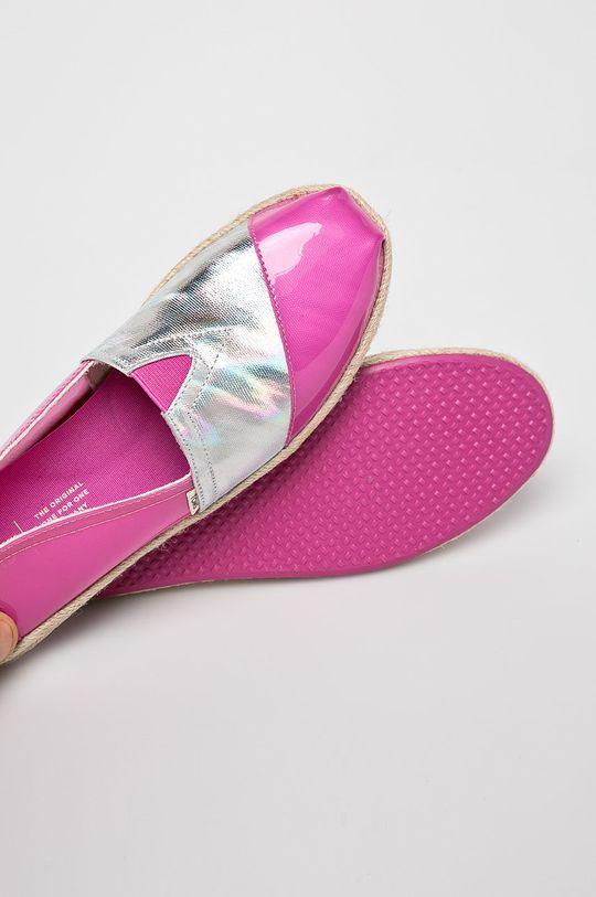 rózsaszín Toms - Espadrilles Classic