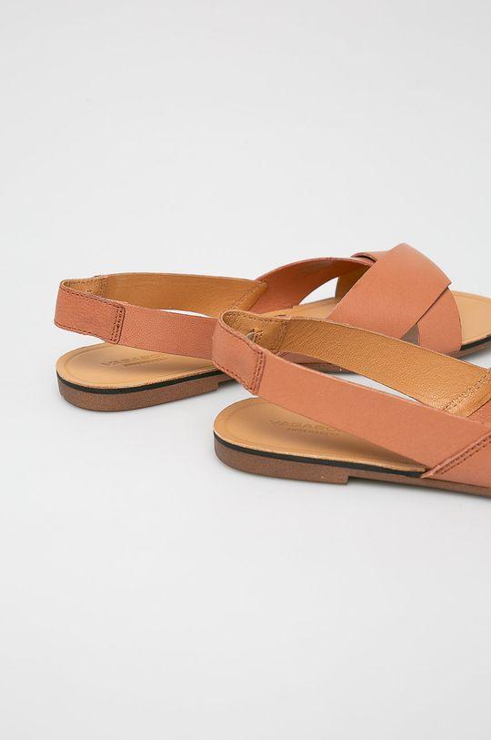 pasztell rózsaszín Vagabond - Szandál Tia