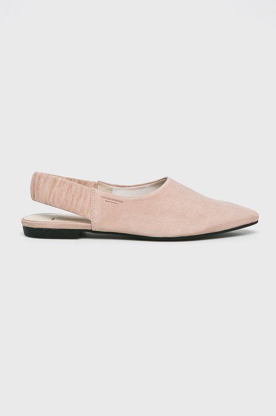 pasztell rózsaszín Vagabond - Balerina Katlin Női