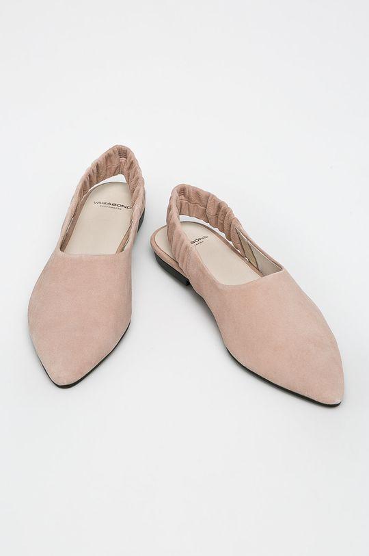 Vagabond - Balerina Katlin pasztell rózsaszín