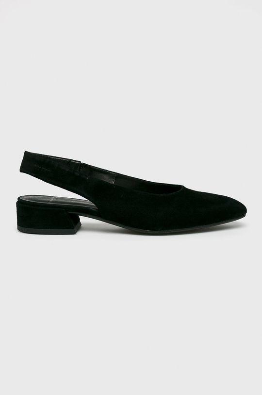 fekete Vagabond - Sarkas cipő Joyce Női