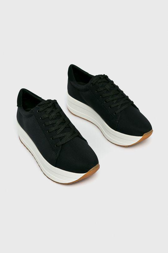 Vagabond - Topánky Casey čierna