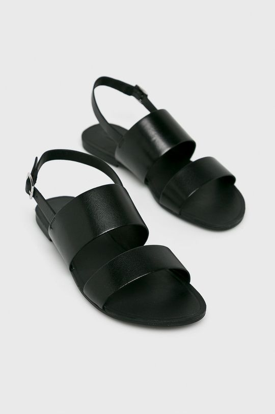 Vagabond - Sandály Tia černá