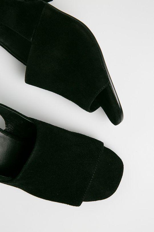 čierna Vagabond - Sandále Elena