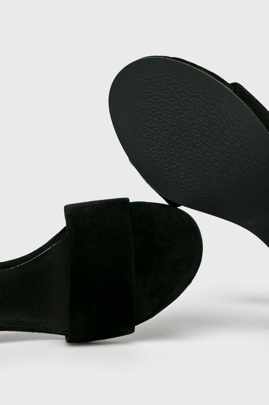čierna Vagabond - Sandále Penny