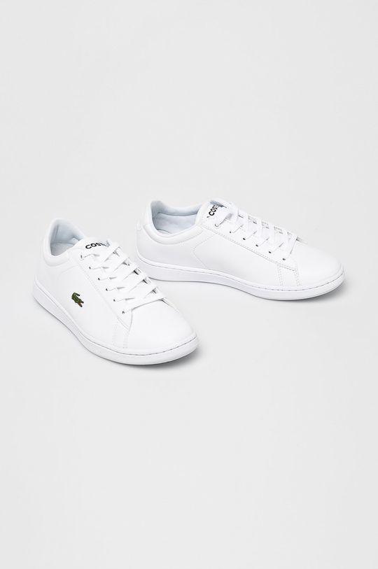 Lacoste - Cipő Carnaby Evo 119 fehér