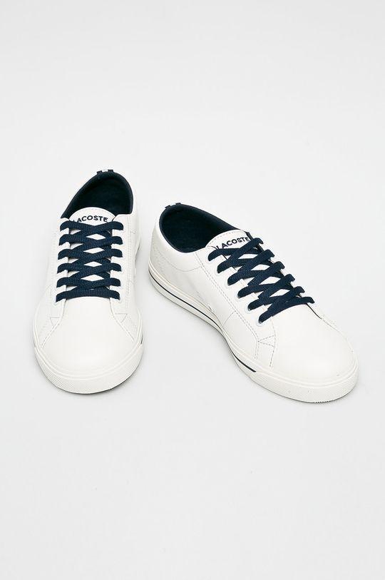 Lacoste - Cipő Riberac 119 2 fehér