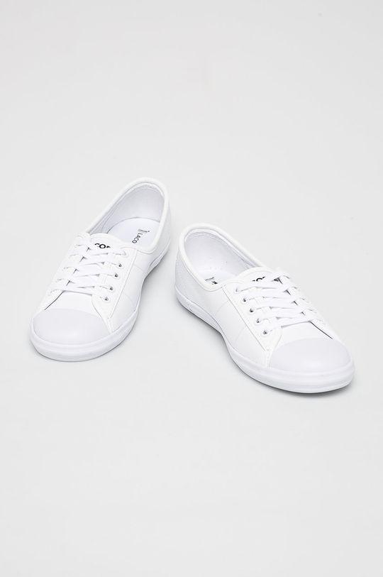 Lacoste - Tenisówki Ziane BL 1 CFA biały