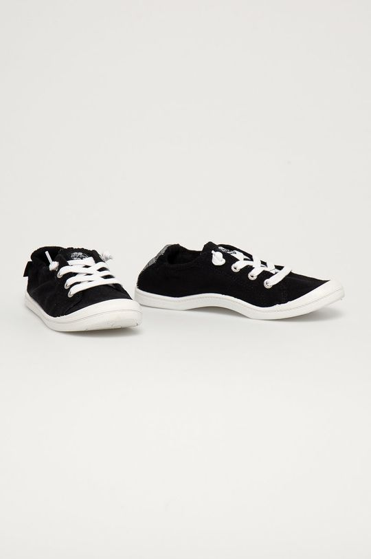 Roxy - Tenisówki Bayshore III czarny