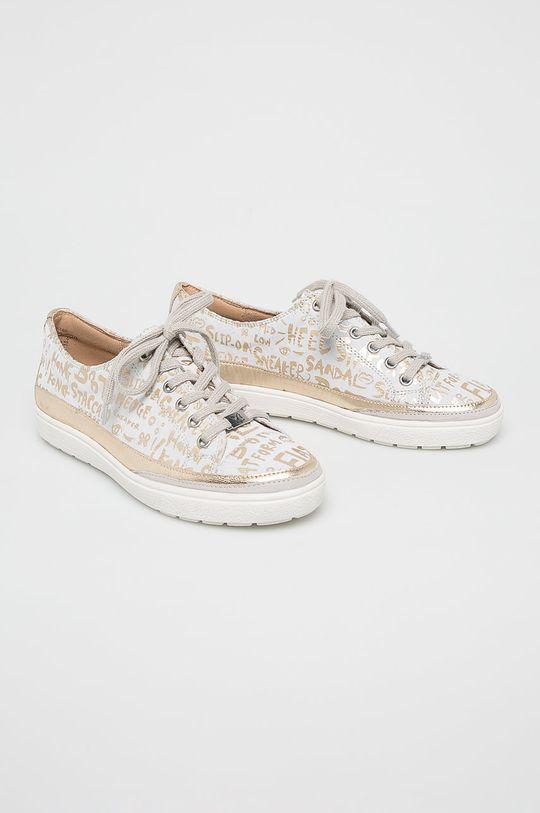 Caprice - Pantofi gri