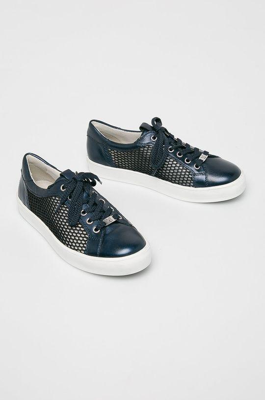 Caprice - Pantofi bleumarin