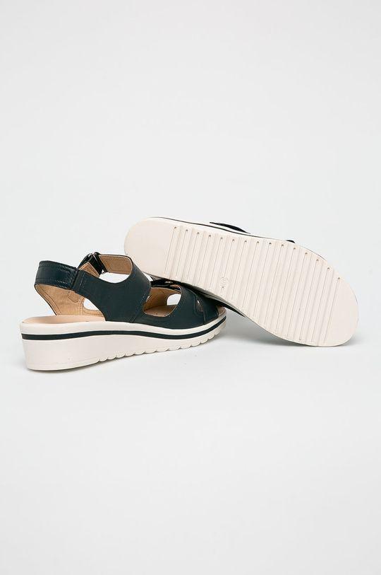 bleumarin Caprice - Sandale