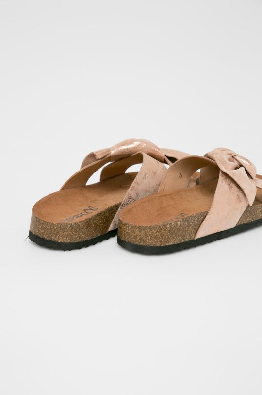 Caprice - Papuci Gamba: Piele naturala Interiorul: Material sintetic, Material textil Talpa: Material sintetic