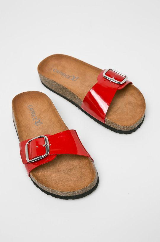 Caprice - Papuci rosu