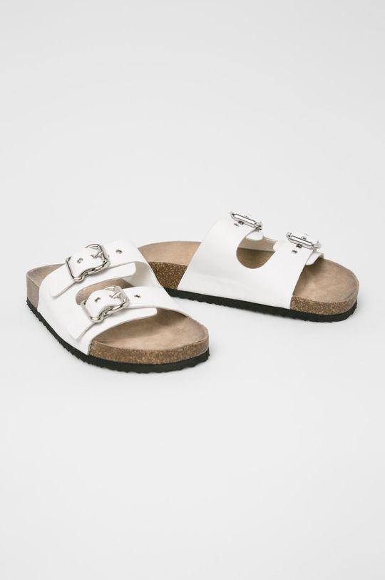 Caprice - Papuci alb