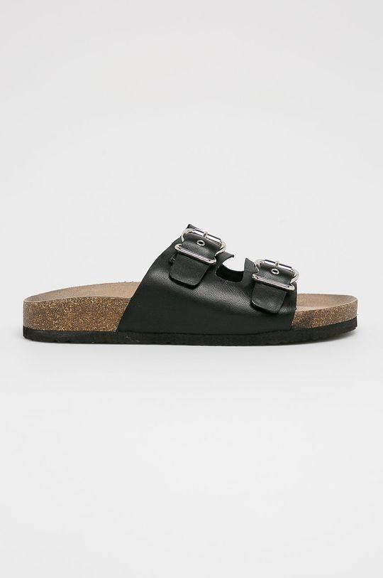 negru Caprice - Papuci De femei