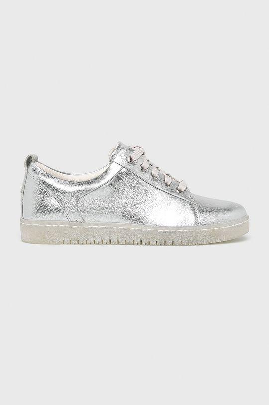 argintiu Caprice - Pantofi De femei