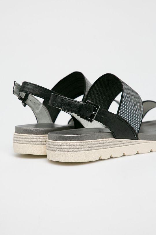 Caprice - Sandale Gamba: Piele naturala Interiorul: Material sintetic Talpa: Material sintetic