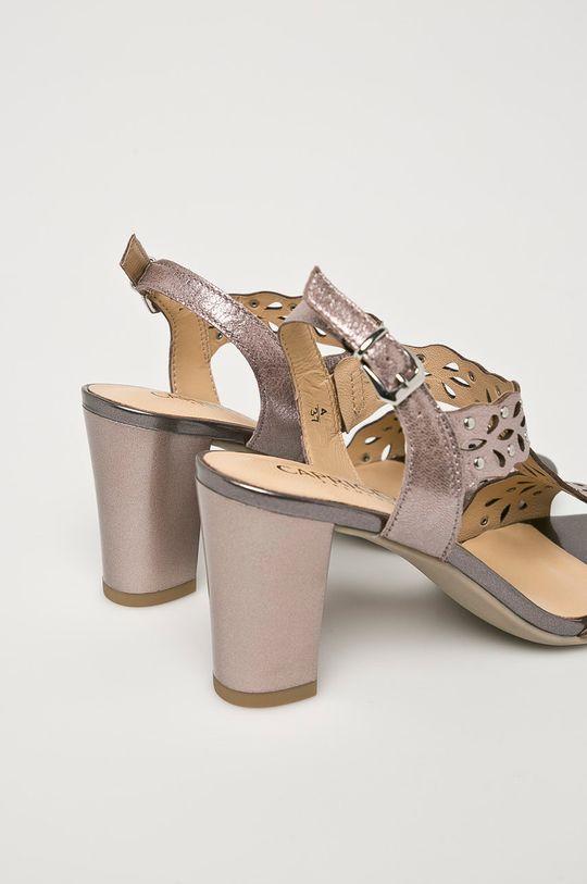 roz murdar Caprice - Sandale