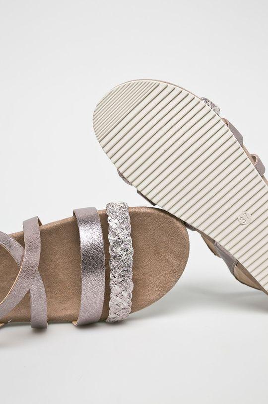 roz pastelat Caprice - Sandale