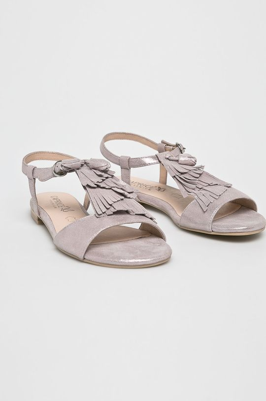 Caprice - Sandale lavanda