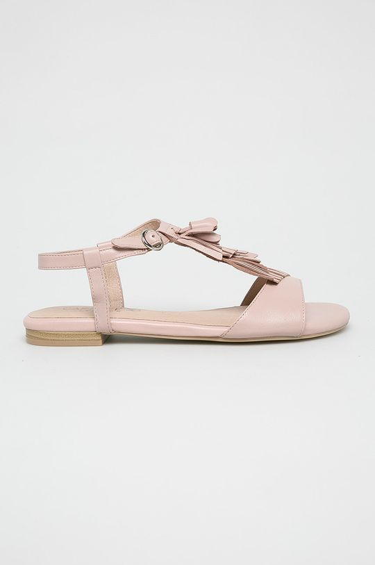 roz rosu Caprice - Sandale De femei