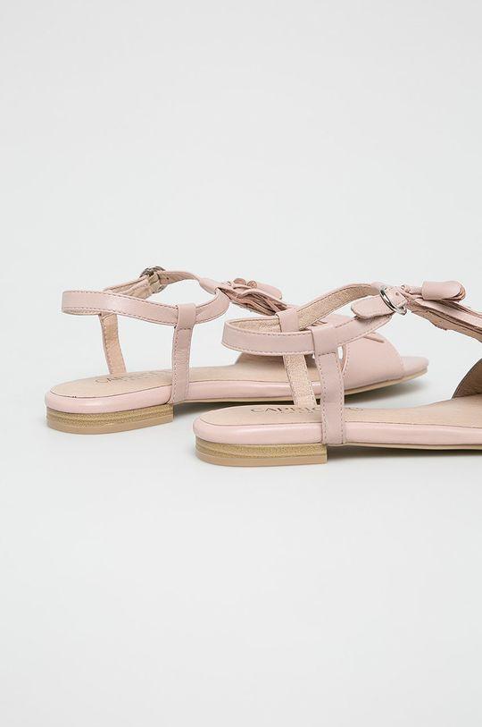 Caprice - Sandale Gamba: Piele naturala Interiorul: Piele naturala Talpa: Material sintetic