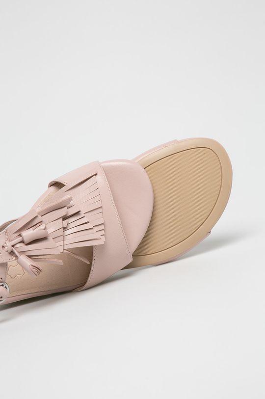 roz rosu Caprice - Sandale