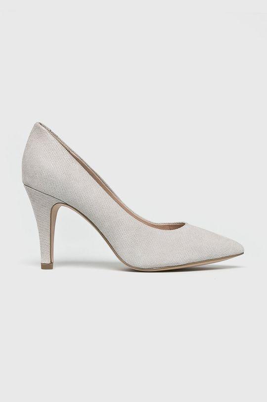 gri Caprice - Pantofi cu toc De femei