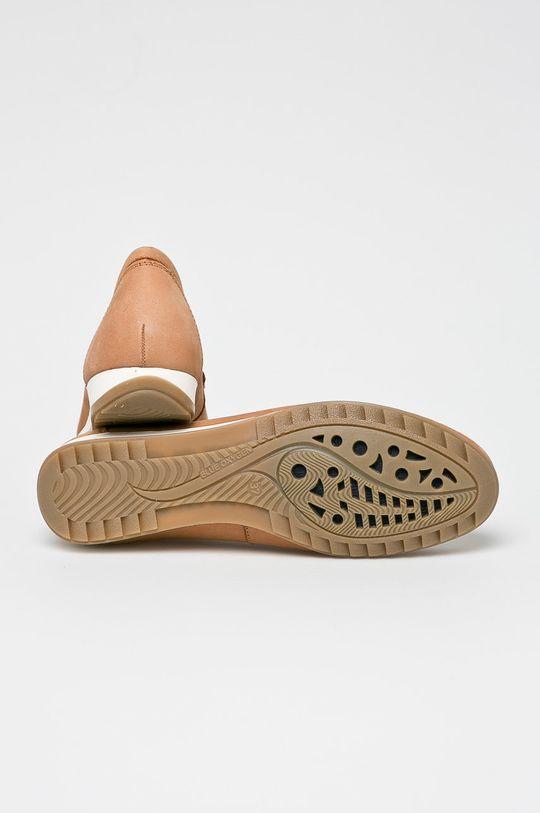 Caprice - Pantof Gamba: Piele intoarsa Interiorul: Material sintetic Talpa: Material sintetic Introduceti: Piele naturala