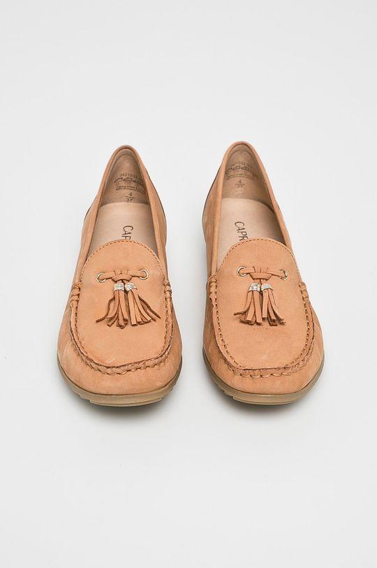 maro auriu Caprice - Pantof