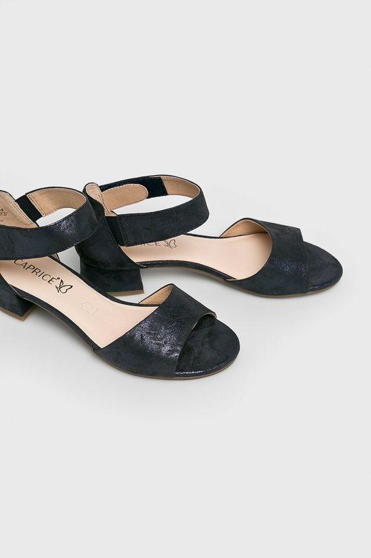Caprice - Sandale bleumarin