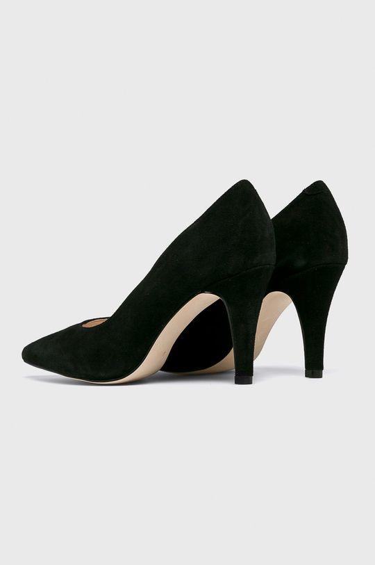 Caprice - Pantofi cu toc Gamba: Piele naturala Interiorul: Material sintetic, Piele naturala Talpa: Material sintetic