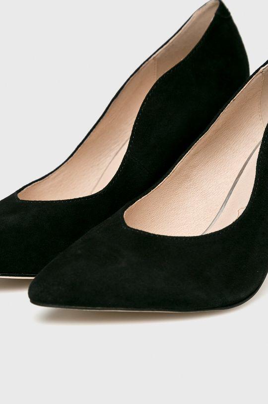 negru Caprice - Pantofi cu toc