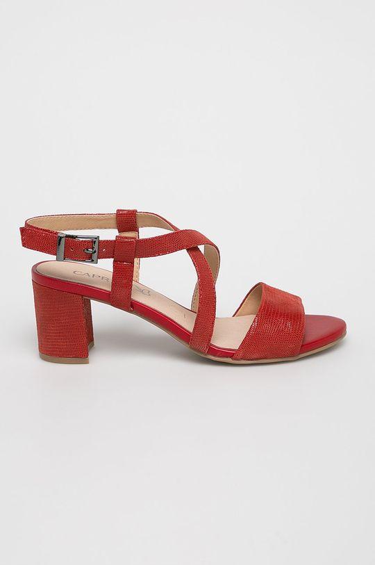 rosu Caprice - Sandale De femei