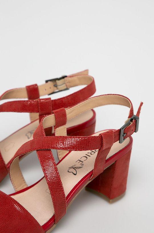 rosu Caprice - Sandale