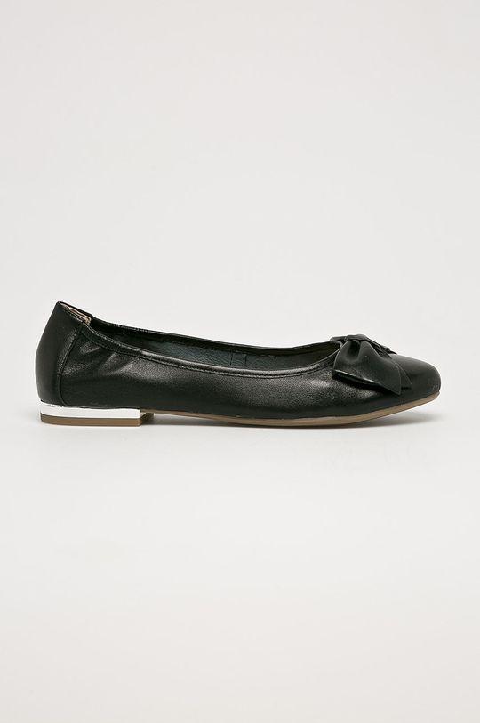 negru Caprice - Balerini De femei