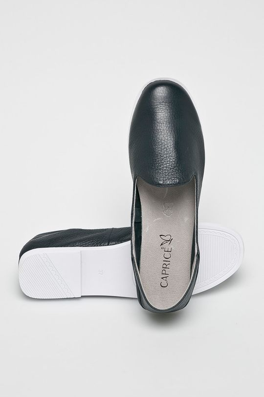 Caprice - Pantof Gamba: Piele naturala Interiorul: Material sintetic, Piele naturala Talpa: Material sintetic