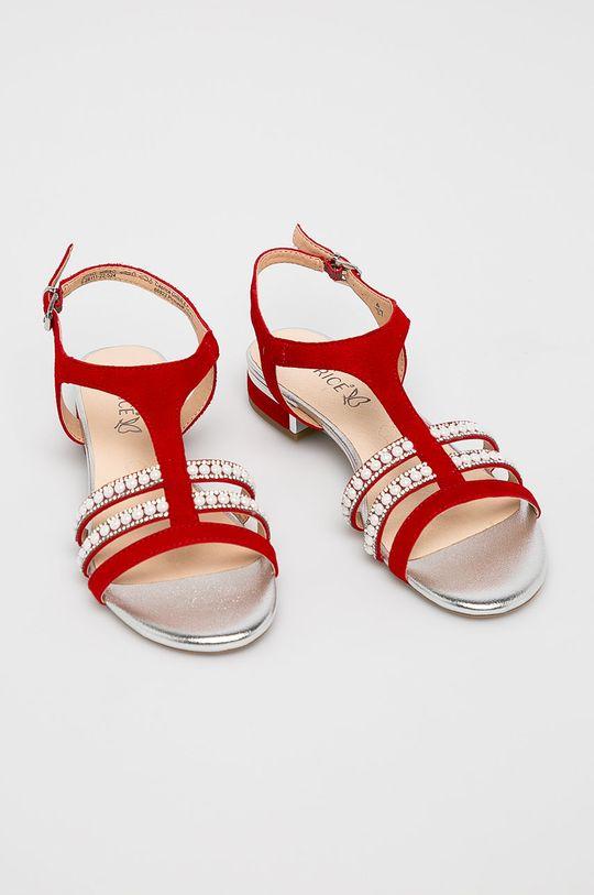Caprice - Sandale rosu