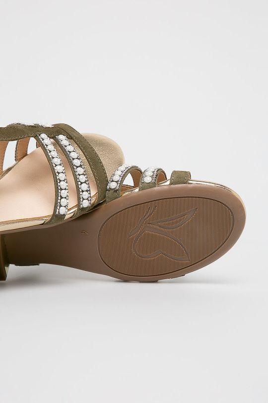 verde maro Caprice - Sandale
