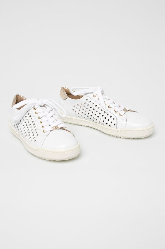 Caprice - Pantofi alb