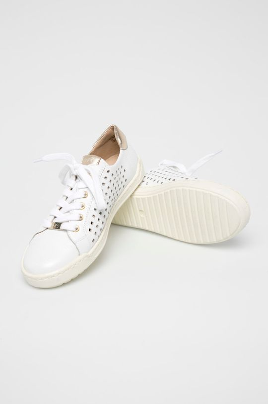 alb Caprice - Pantofi