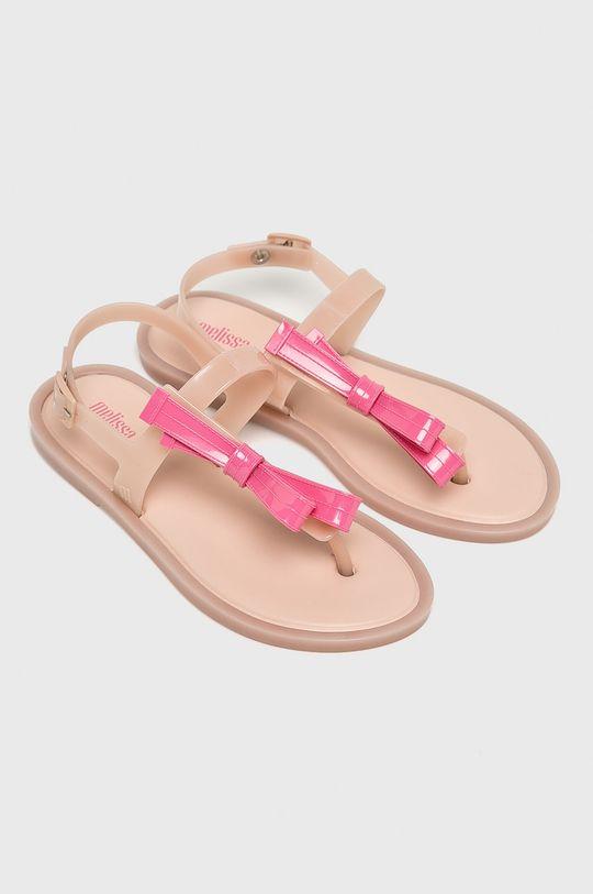 Melissa - Sandały różowy