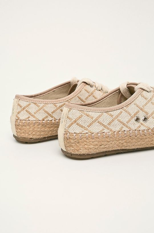 Emu Australia - Espadryle Agonis Weave Cholewka: Materiał tekstylny, Wnętrze: Materiał tekstylny, Podeszwa: Materiał syntetyczny