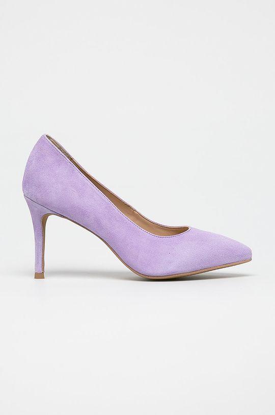 lavanda Bullboxer - Pantofi cu toc De femei
