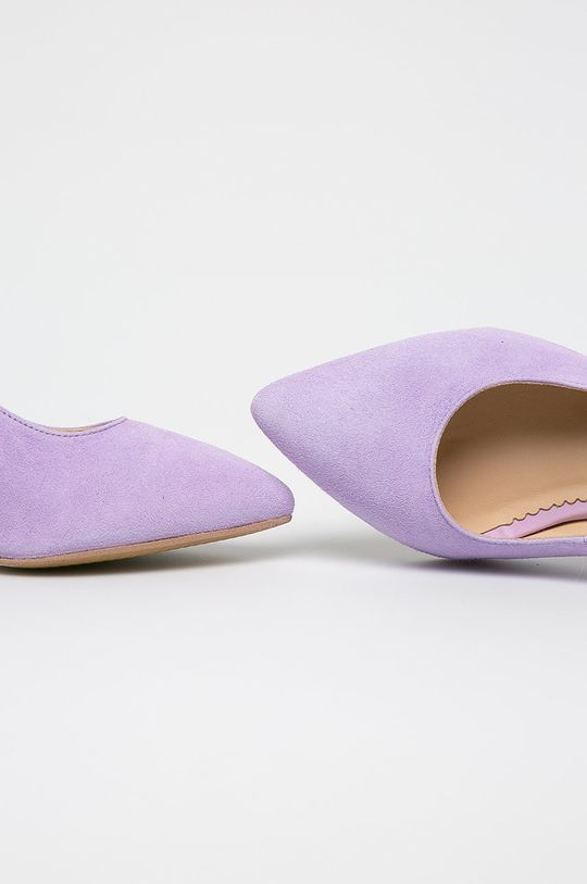 lavanda Bullboxer - Pantofi cu toc