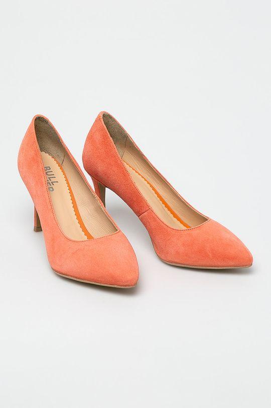 Bullboxer - Pantofi cu toc coral